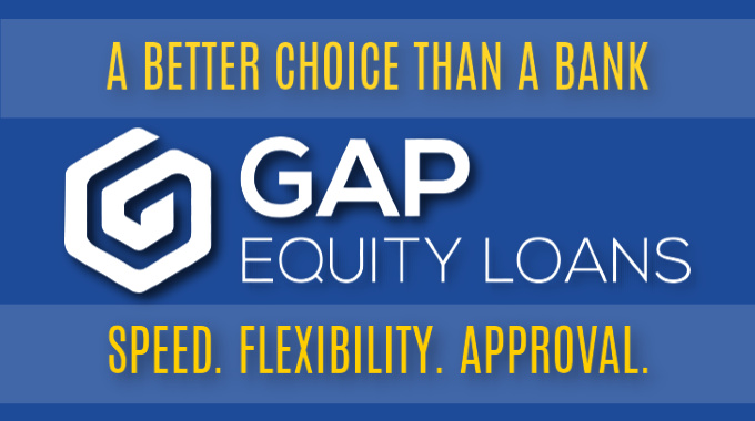 Gap Equity Loans Are A Better Choice Than Traditional Bank Loans